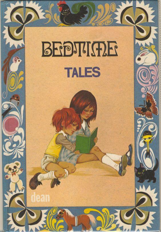 Janet Anne Grahame Johnstone Deans Tales Bedtime Tales