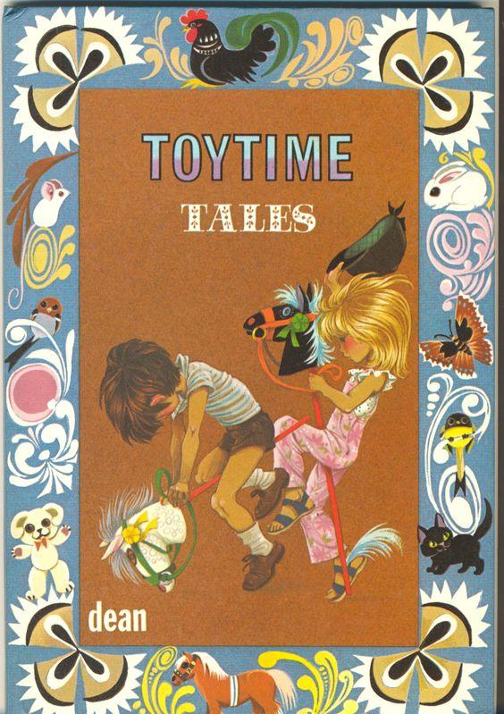 Janet Anne Grahame Johnstone Deans Tales Toytime Tales
