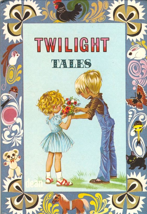 Janet Anne Grahame Johnstone Deans Tales Twilight Tales