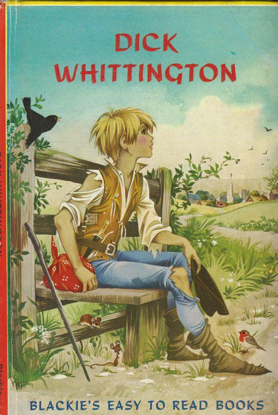 Janet Anne Grahame Johnstone Dick Whittington