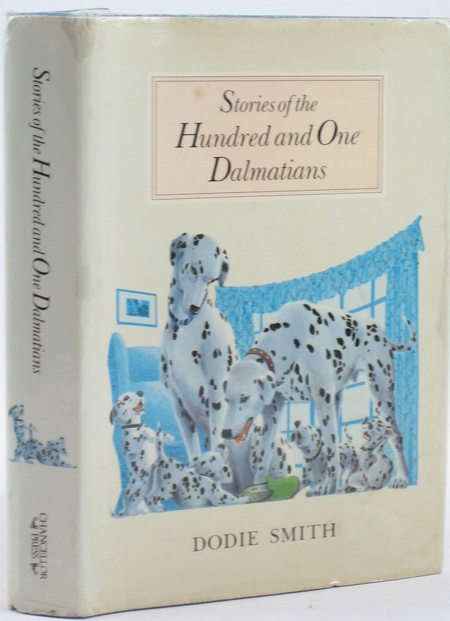 Janet Anne Grahame Johnstone Dodie Smith 101 Dalmations Chancellor