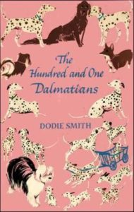 Janet Anne Grahame Johnstone Dodie Smith The 101 Dalmations first ed