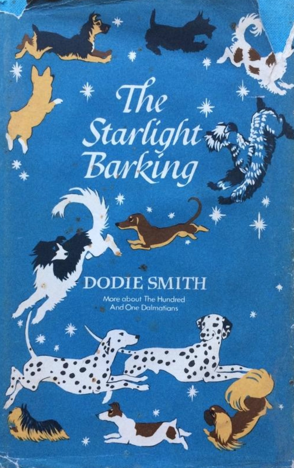 Janet Anne Grahame Johnstone Dodie Smith The Starlight Barking HB