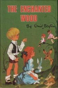 Janet Anne Grahame Johnstone Enid Blyton The Enchanted Wood 71