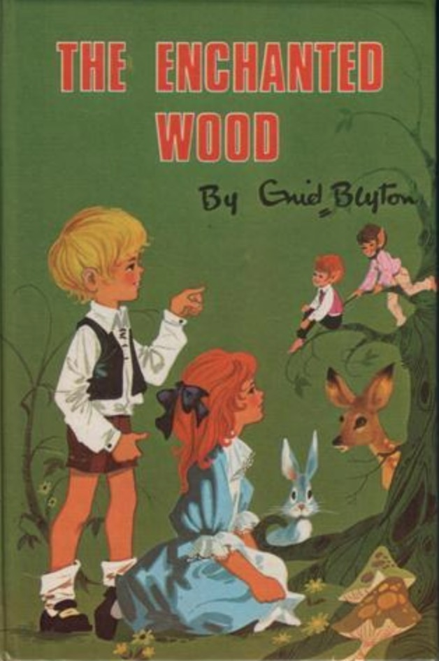 Janet Anne Grahame Johnstone Enid Blyton The Enchanted Wood 71