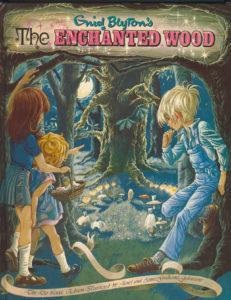 Janet Anne Grahame Johnstone Enid Blyton The Enchanted Wood deluxe