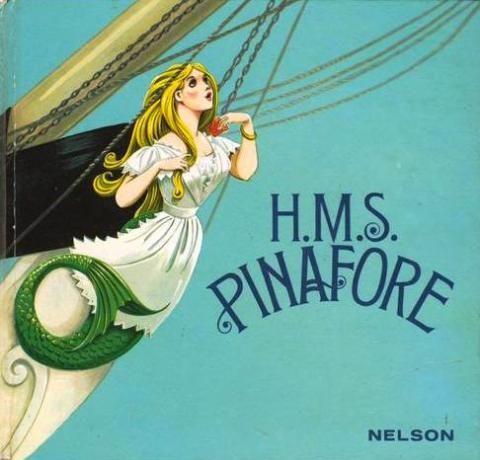 Janet Anne Grahame Johnstone Gilbert Sullivan HMS Pinafore