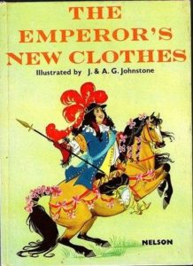 Janet Anne Grahame Johnstone Gilbert Sullivan The Emperors New Clothes