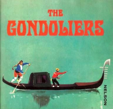 Janet Anne Grahame Johnstone Gilbert Sullivan The Gondoliers