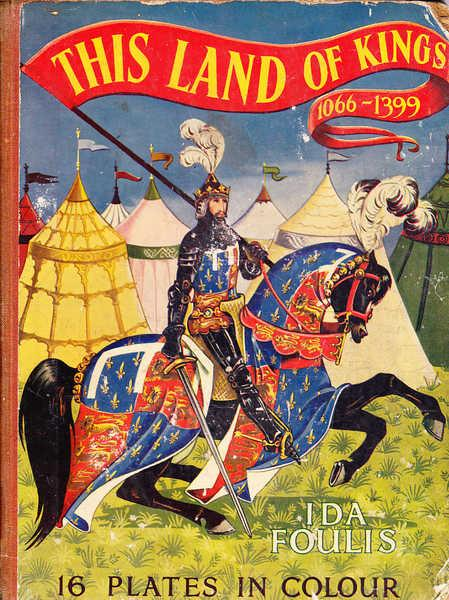 Janet Anne Grahame Johnstone Ida Foulis This Land of Kings