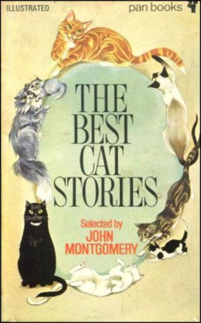 Janet Anne Grahame Johnstone John Montgomery The Best Cat Stories Pan