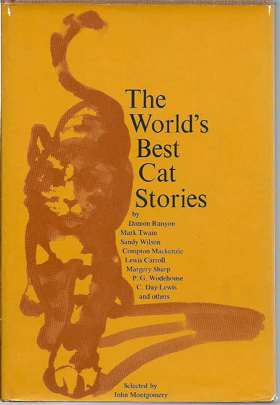 Janet Anne Grahame Johnstone John Montgomery The Worlds Best Cat Stories HB