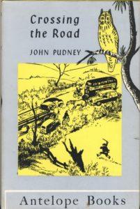 Janet Anne Grahame Johnstone John Pudney Crossing the Road