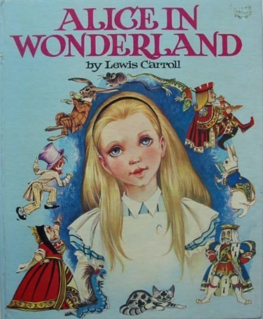 Janet Anne Grahame Johnstone Lewis Carroll Alice in Wonderland 2