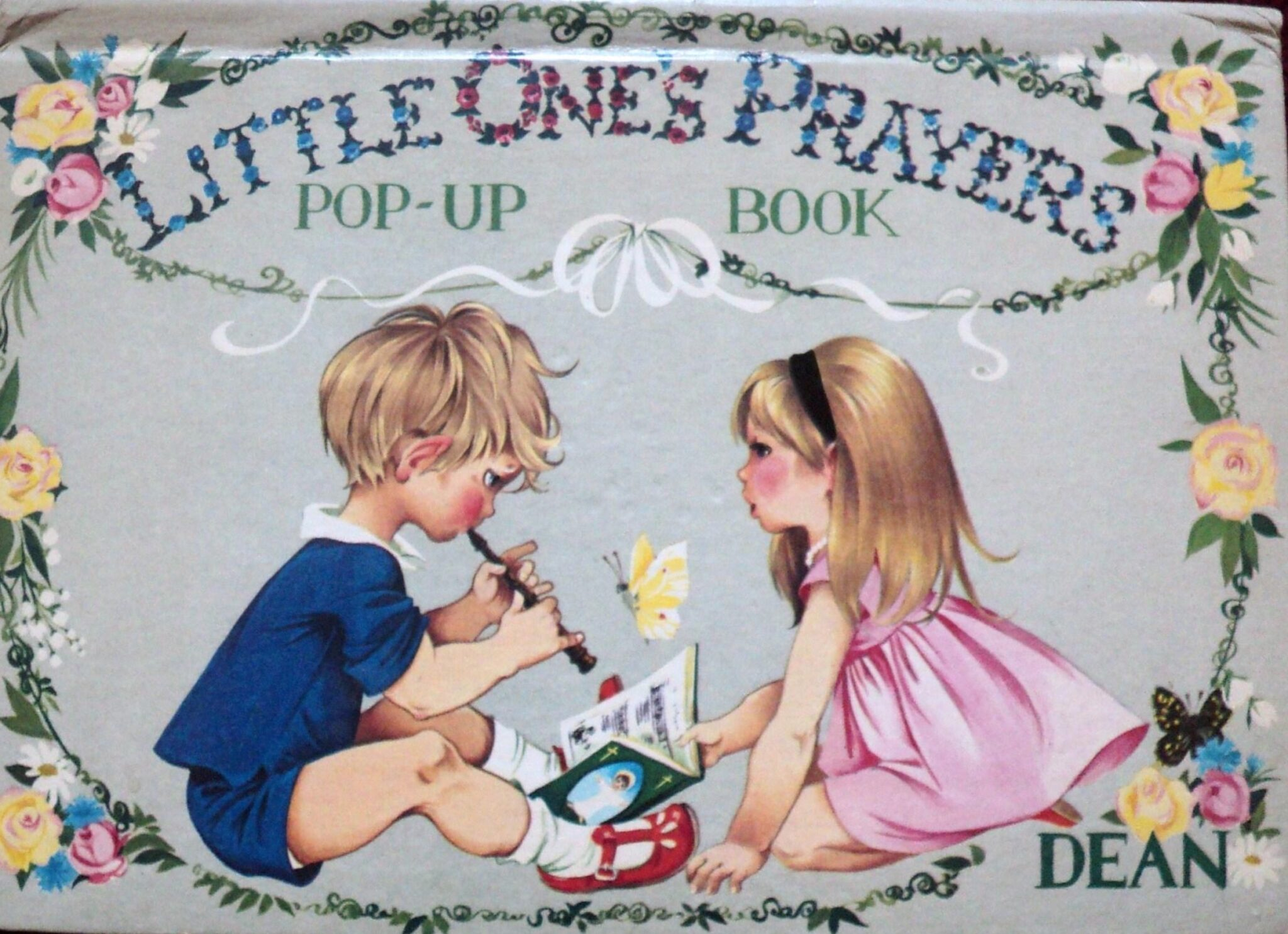Janet Anne Grahame Johnstone Little Ones Prayers Pop up Book
