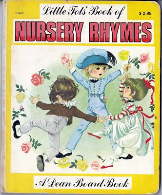 Janet Anne Grahame Johnstone Little Tots Book of Nursery Rhymes