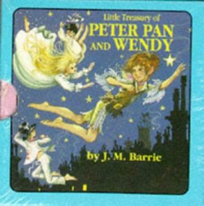 Janet Anne Grahame Johnstone Little Treasury of Peter Pan and Wendy