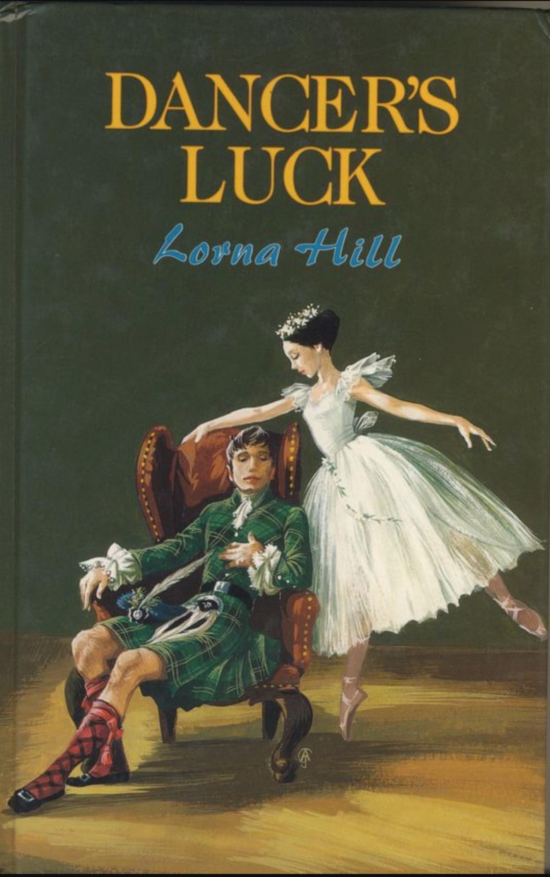 Janet Anne Grahame Johnstone Lorna Hill Dancers Luck