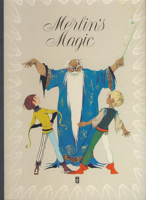 Janet Anne Grahame Johnstone Merlins Magic