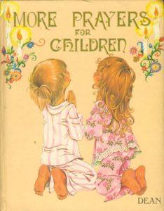 Janet Anne Grahame Johnstone More Prayers for Children