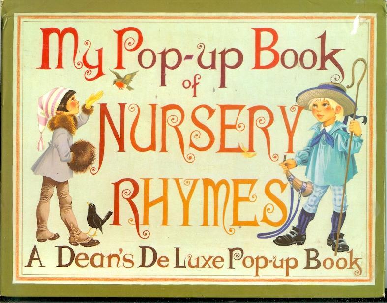 Janet Anne Grahame Johnstone My Pop up Book of Nursery Rhymes