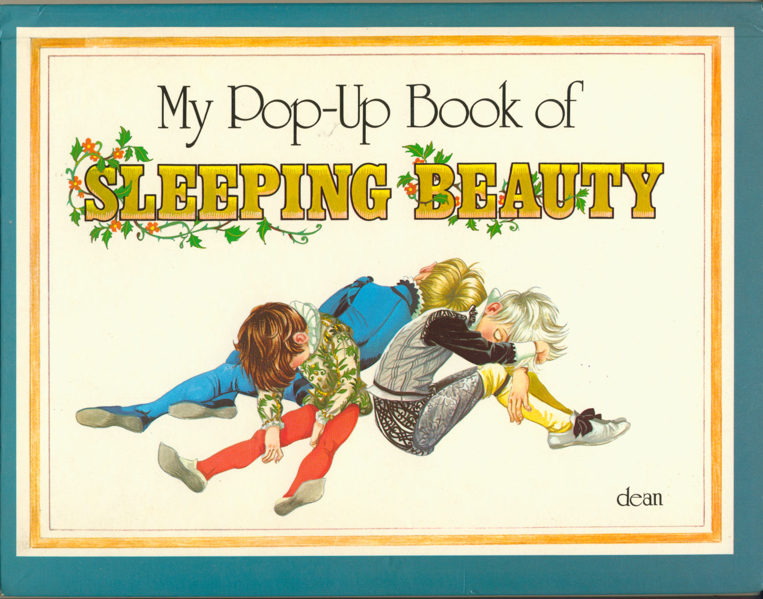 Janet Anne Grahame Johnstone My Pop up Book of Sleeping Beauty