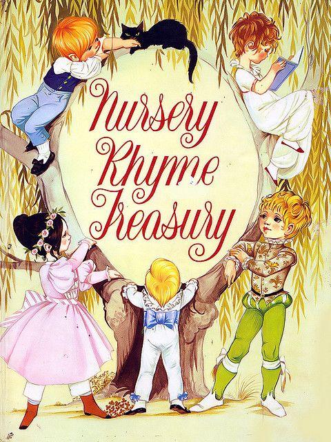 Janet Anne Grahame Johnstone Nursery Rhyme Treasury