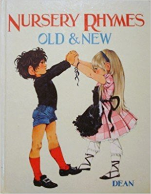 Janet Anne Grahame Johnstone Nursery Rhymes Old New