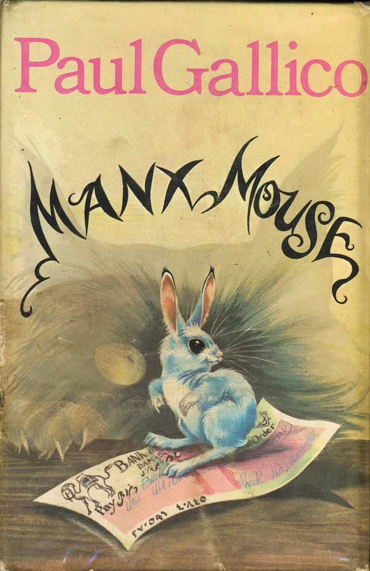 Janet Anne Grahame Johnstone Paul Gallico Manx Mouse