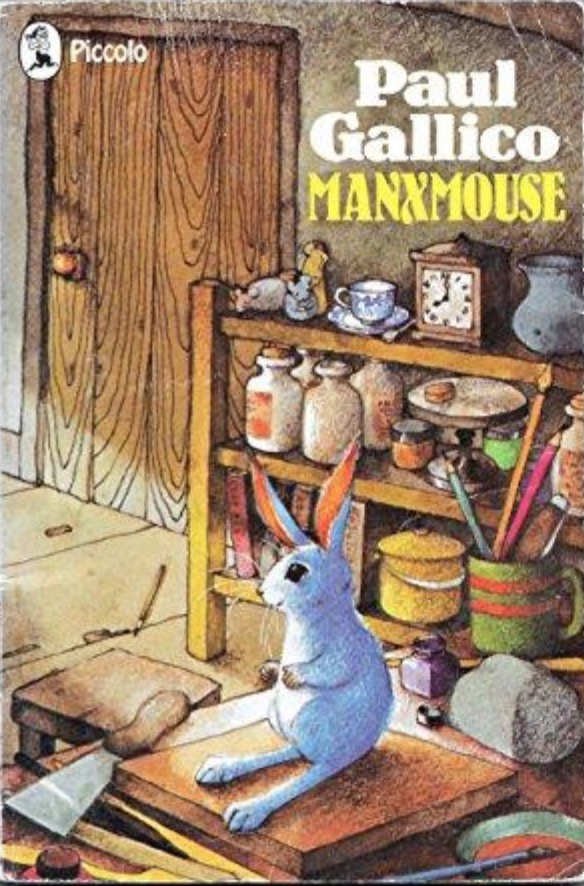Janet Anne Grahame Johnstone Paul Gallico Manxmouse PB