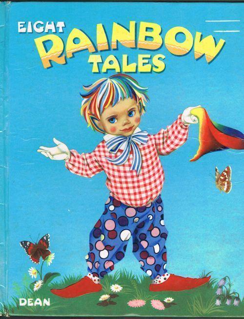 Janet Anne Grahame Johnstone Rainbow Eight Rainbow Tales