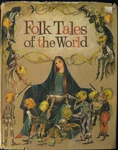 Janet Anne Grahame Johnstone Roger Lancelyn Green Folk Tales of the World