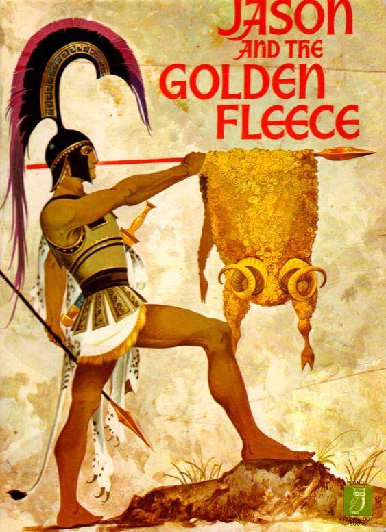 Janet Anne Grahame Johnstone Roger Lancelyn Green Jason and the Golden Fleece