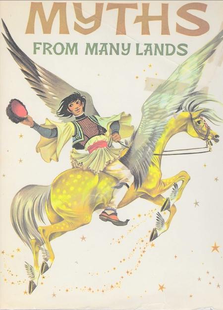 Janet Anne Grahame Johnstone Roger Lancelyn Green Myths from Many Lands