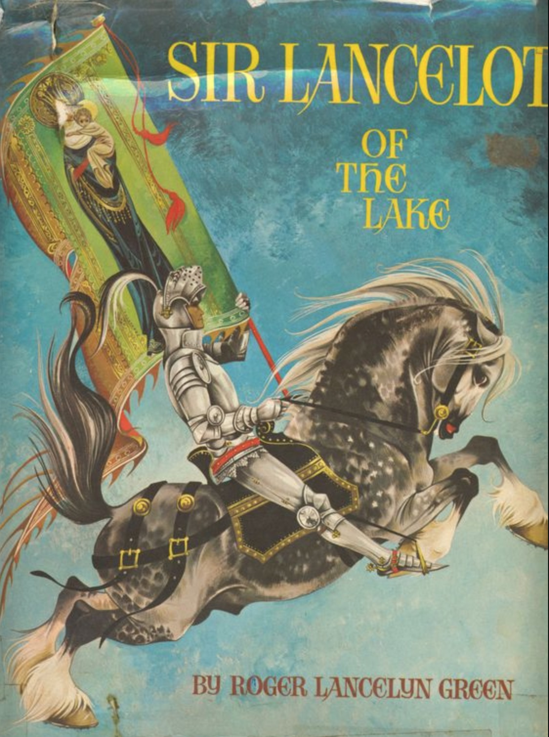 Janet Anne Grahame Johnstone Roger Lancelyn Green Sir Lancelot of the Lake