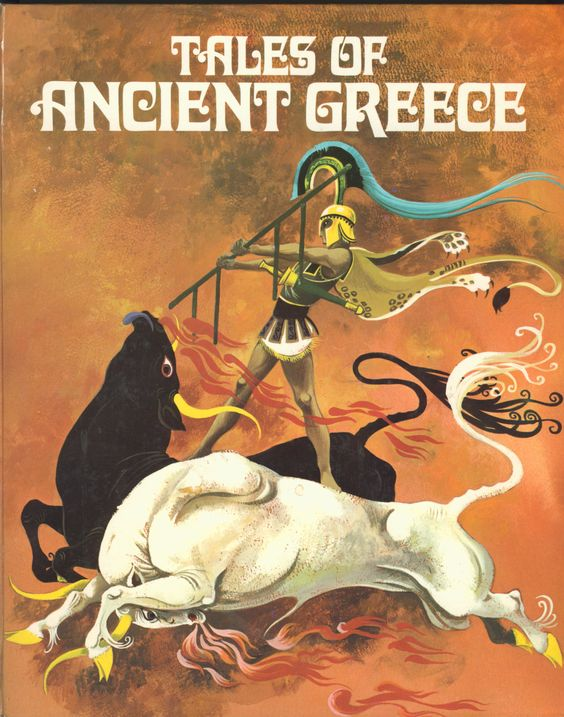Janet Anne Grahame Johnstone Roger Lancelyn Green Tales of Ancient Greece