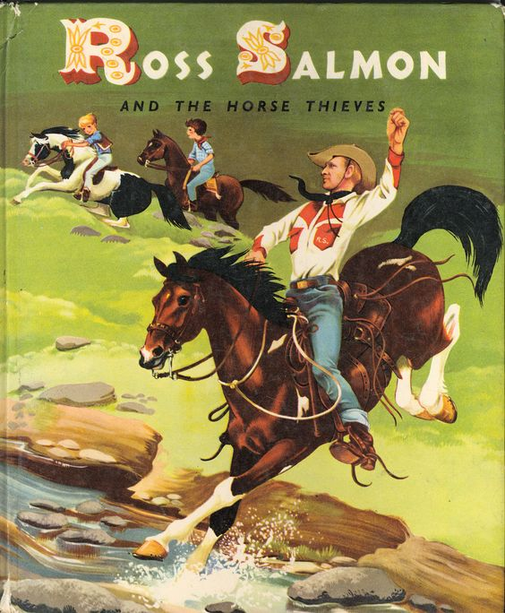 Janet Anne Grahame Johnstone Ross Salmon and the Horse Thieves