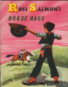 Janet Anne Grahame Johnstone Ross Salmons Horse Race