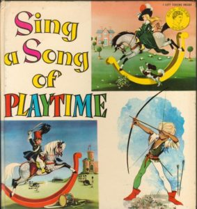 Janet Anne Grahame Johnstone Sing a Song of Playtime