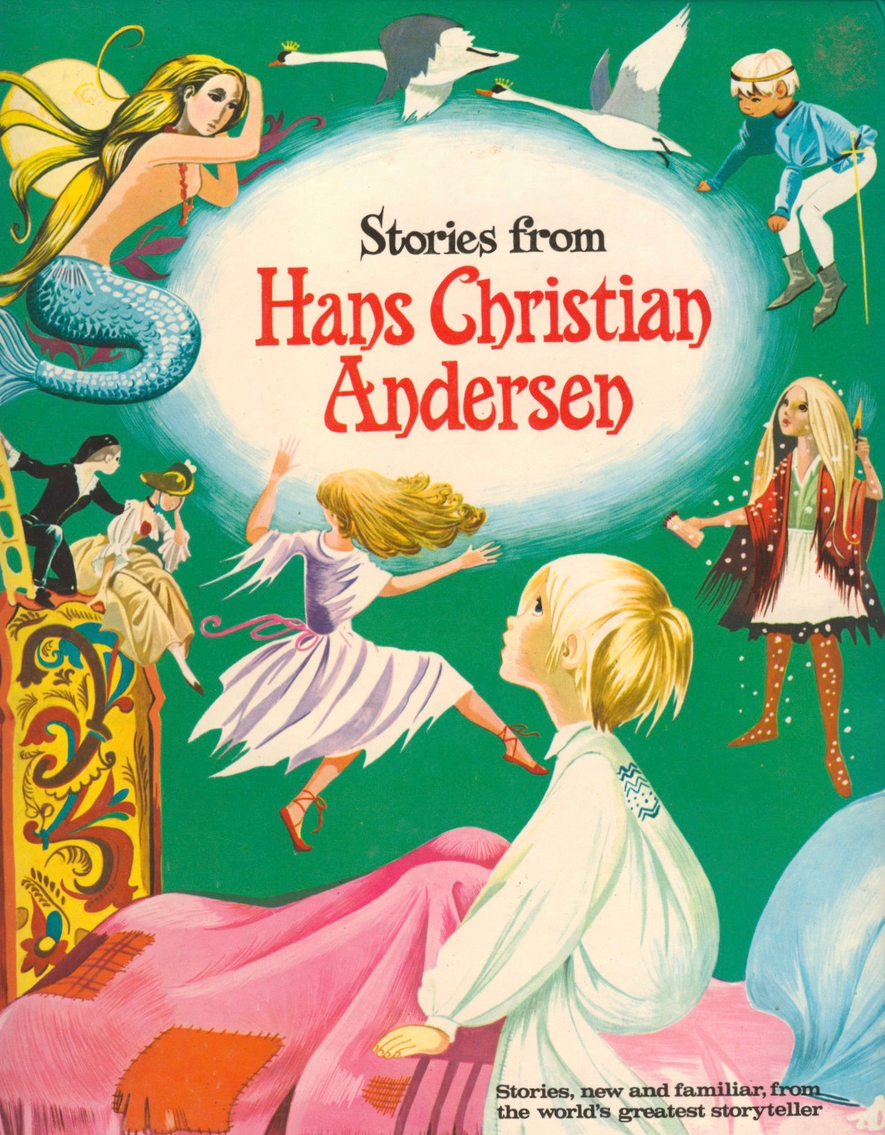 Janet Anne Grahame Johnstone Stories from Hans Christian Andersen