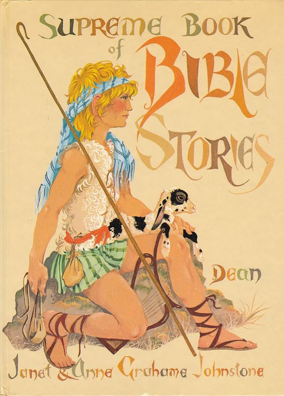 Janet Anne Grahame Johnstone Supreme Book of Bible Stories