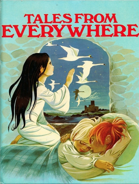 Janet Anne Grahame Johnstone Tales from Everywhere