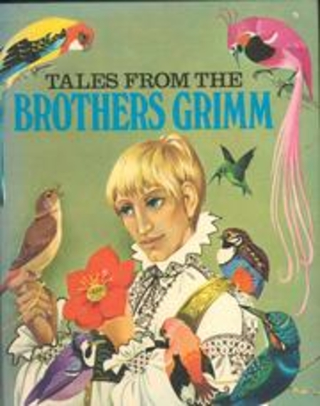 Janet Anne Grahame Johnstone Tales from the Brothers Grimm