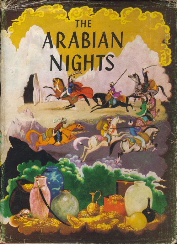 Janet Anne Grahame Johnstone The Arabian Nights