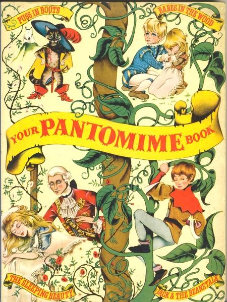 Janet Anne Grahame Johnstone Your Pantomime Book