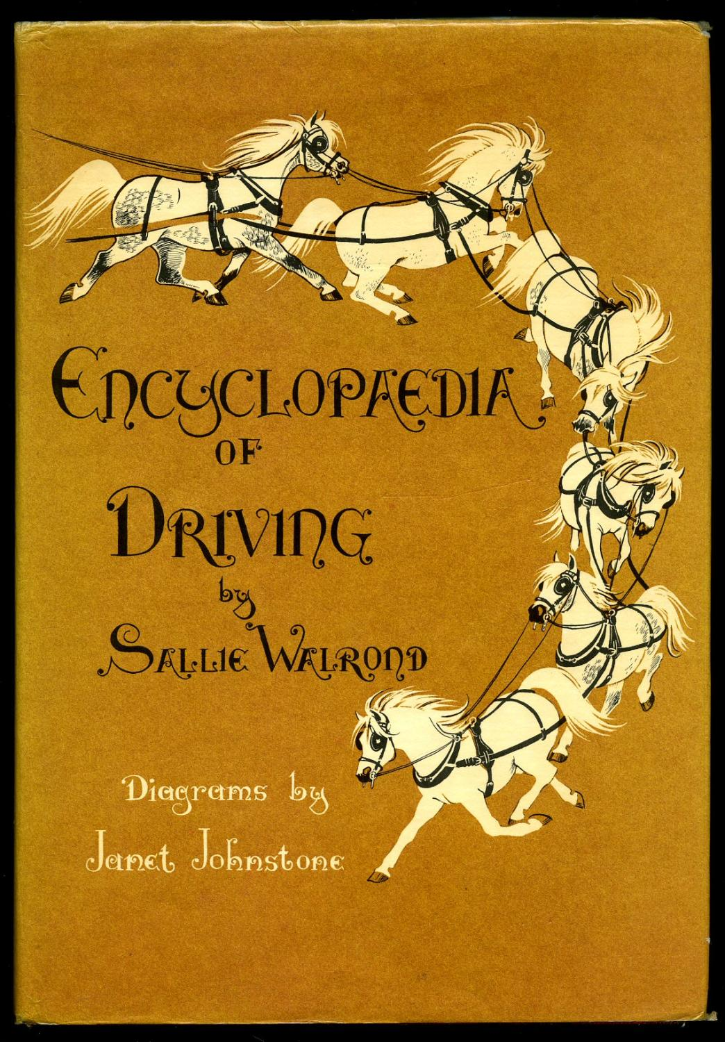 Janet Grahame Johnstone Sallie Walrond Encyclopaedia of Driving