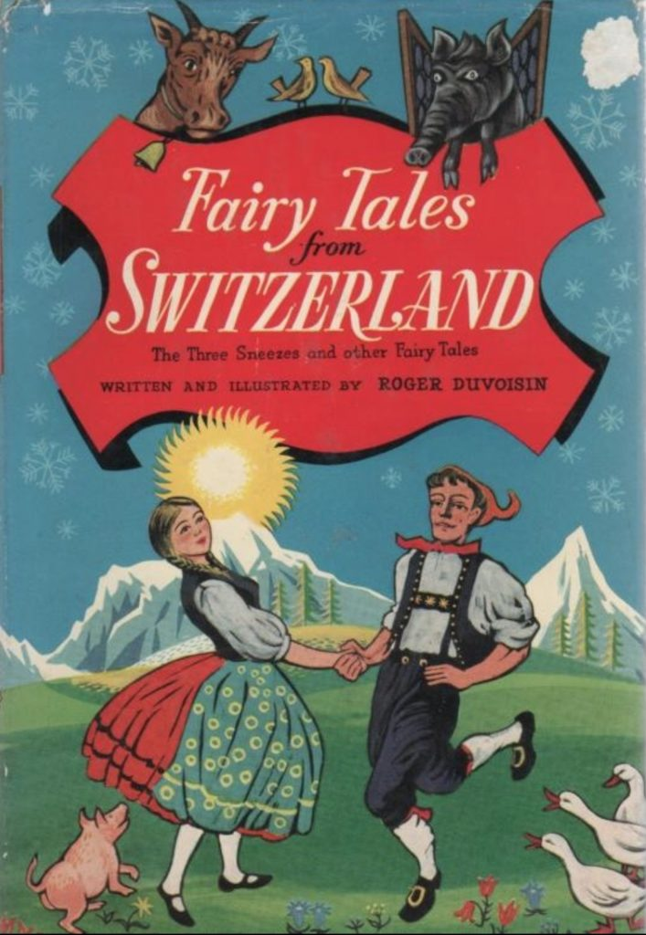Muller Switzerland Fairy Tales