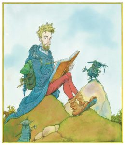 beedle the bard by jk rowling chris riddell sample page 1