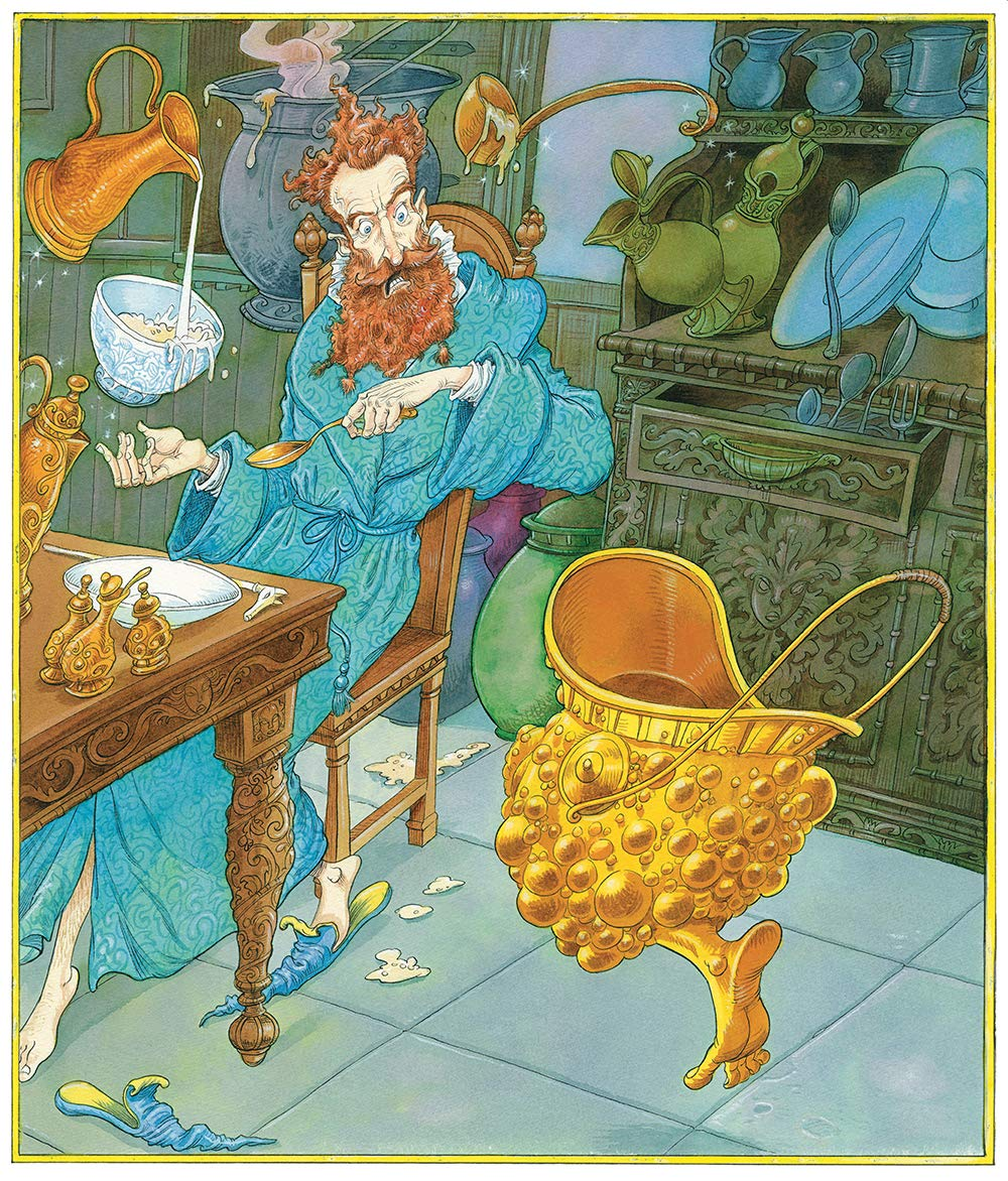 beedle the bard by jk rowling chris riddell sample page 3