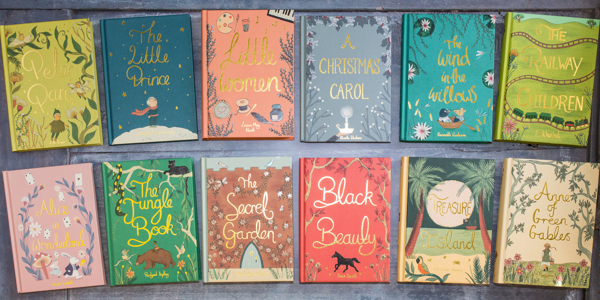beautifulbooks.info | wordsworth collectors editions full spread